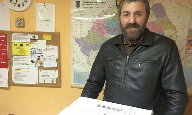 """Logistica Neluțu Moise – 16 ani: """"Nu mai țin minte când am trimis primul pachet"""""""