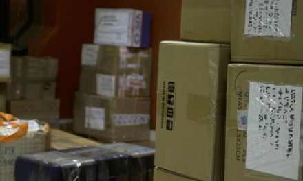 Logistica Neluțu Moise ridică pachete în continuare din Madrid și Guadalajara