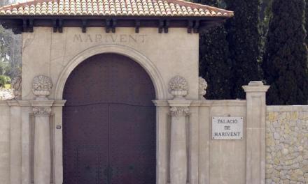 Un român beat a sărit gardul palatului regal din Mallorca