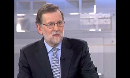 Premierul Rajoy sare în apărarea femeilor umilite de suporterii PSV