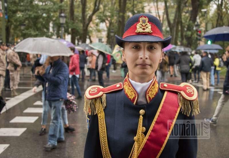 Militari români la parada de Ziua Națională a Spaniei