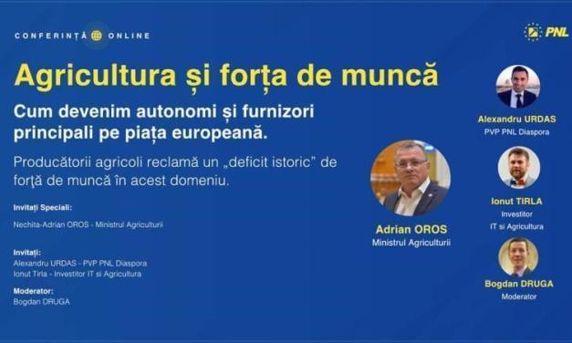 Românii din diaspora – invitați să investească în agricultură