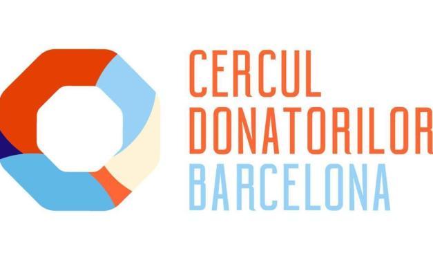 Prima ediție a Cercului Donatorilor de la Barcelona