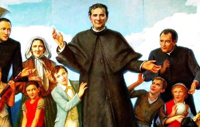 Dom Bosco e os Salesianos Em Turim