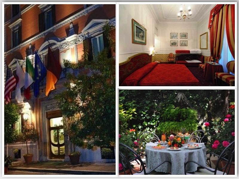 HOTEL GIULIO CESARE ROMA