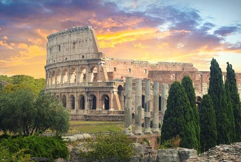 Clima em Roma