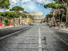 O Coliseu em Roma