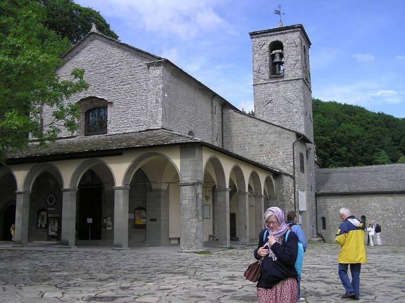 Santuário Franciscano de Verna