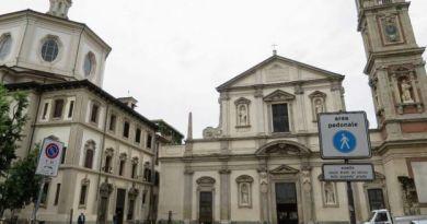 Igreja de São Bernardino Alle Ossa em Milão
