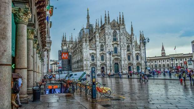 A encantadora cidade de Milão