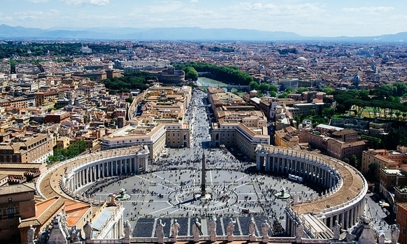 As maravilhas do Vaticano