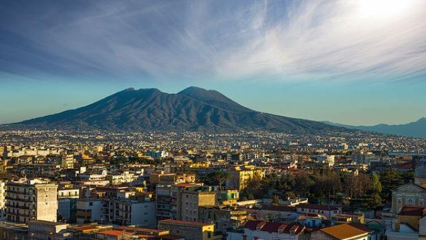 Panorama de Nápoles