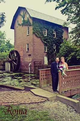 Wedding Photography at Deep River County Park in Hobart Indiana