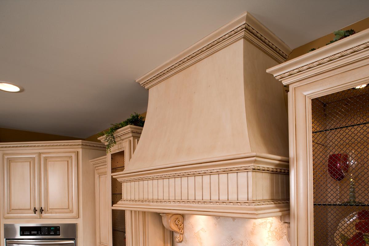 Custom Kitchen Hoods  Romar Cabinet and Top Company