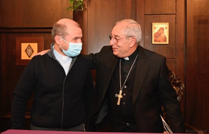 Benoni Ambarus vescovo ausiliare di Roma, De Donatis, 20 marzo 2021