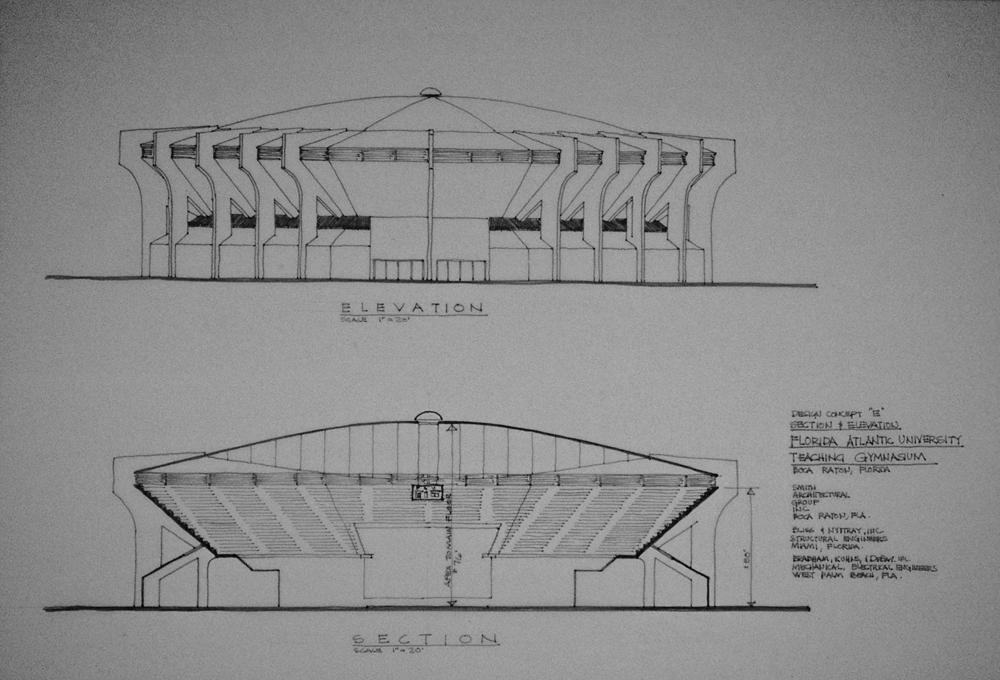 Florida Atlantic University  Romberger Assoc Architects