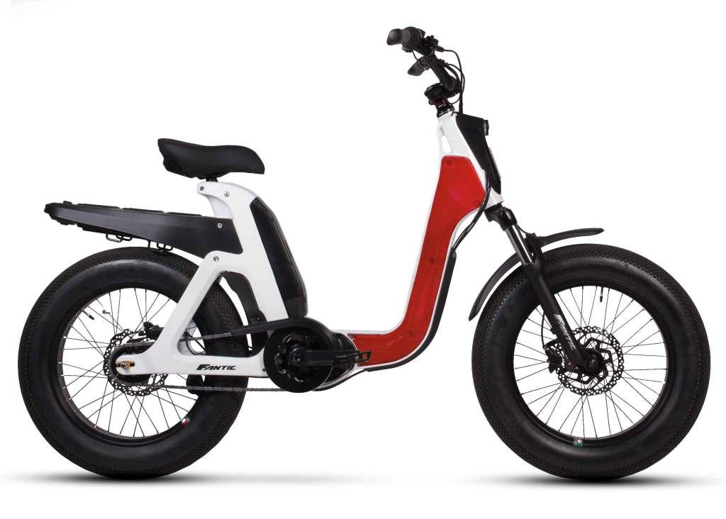 e-bike Fantic Issimo