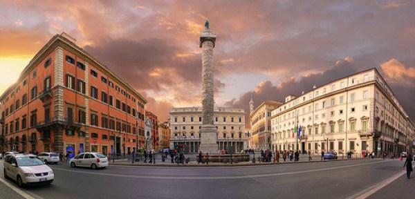 Piazza Colonna - Roma