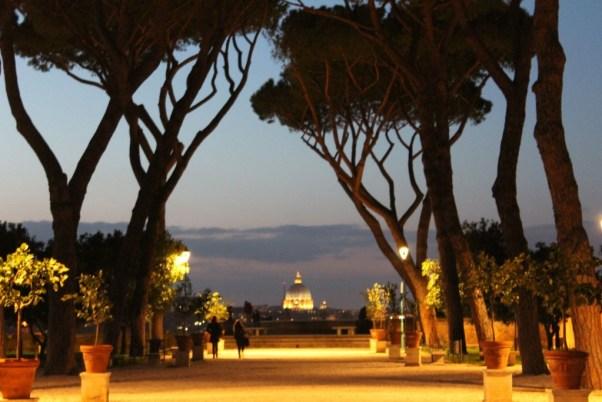 Parco Savello (Giardino degli Aranci) a Roma