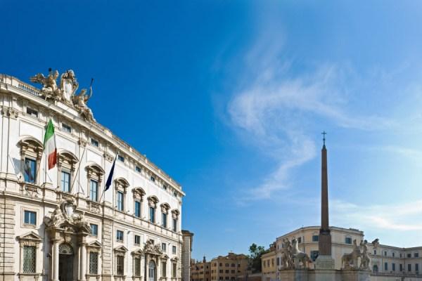 Piazza del Quirinale - Roma