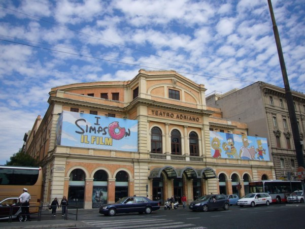Teatro Adriano di Roma