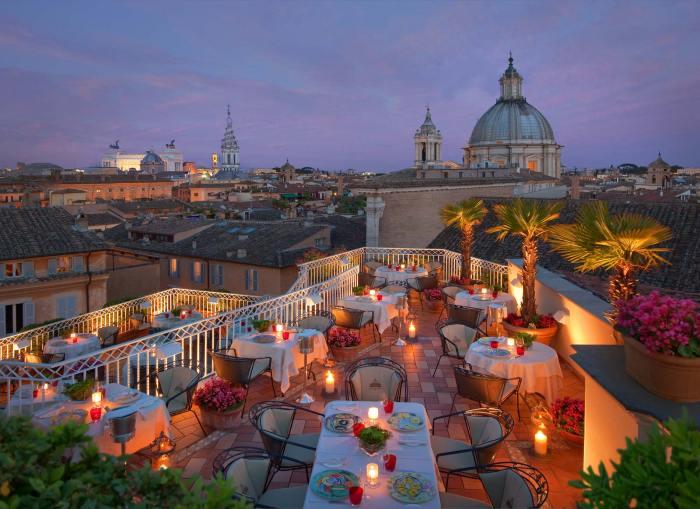 Hotel 5 stelle Roma