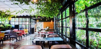 Bar con giardino a Roma