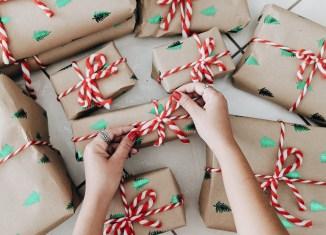 Articoli da regalo natalizi