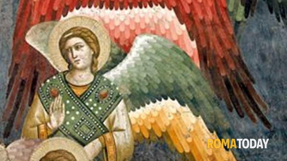 Santa Cecilia in Trastevere e gli affreschi di Pietro