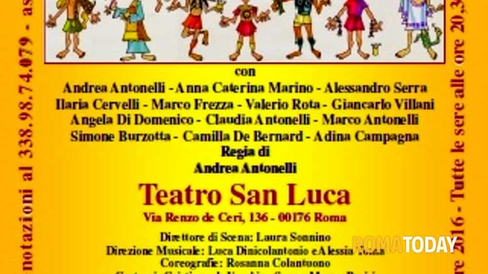I sette Re di Roma al Teatro San Luca