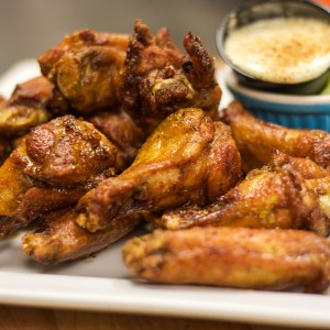 Romby's Tavern and Smokehouse Smoked Chicken Wings
