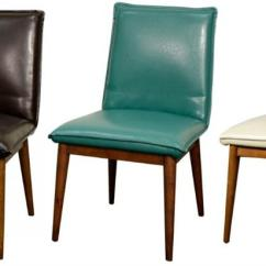 Turquoise Chairs Leather Cowhide Modern Lara Bonded Chair