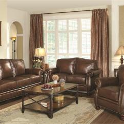 Living Room Decorating Ideas Leather Couches Best Furniture Deals Coaster 503981 Montbrook Sofa Collection