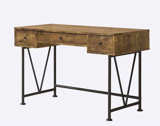 801541 Coaster Barritt Industrial Looking Desk