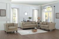 Marceau Tan Sofa Set Collection