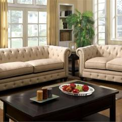 Traditional Sofa Sets Living Room Motorhome Sofas Stanford Ivory Collection Cm6269iv