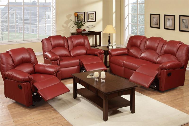 lazyboy leather sofas macys sectional burgundy recliner sofa set style f6678