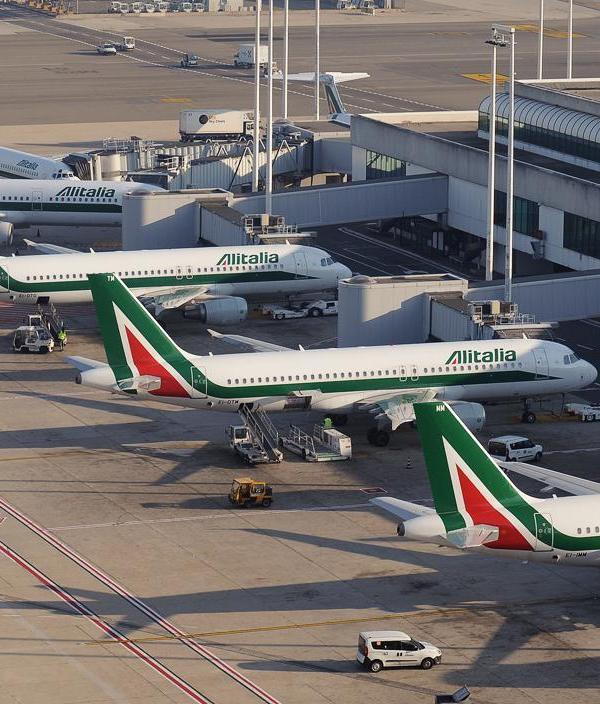 Rome Fiumicino Airport: Leonardo Da Vinci