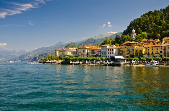 Lake Como Bellagio Italian Lakes Italy