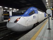 Korail KXT train