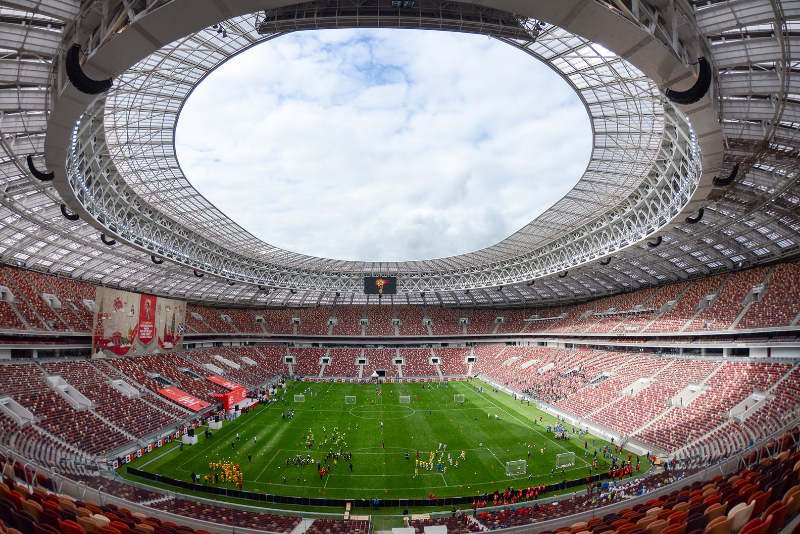 Luzhniki Stadium Moscow FIFA World Cup 2018