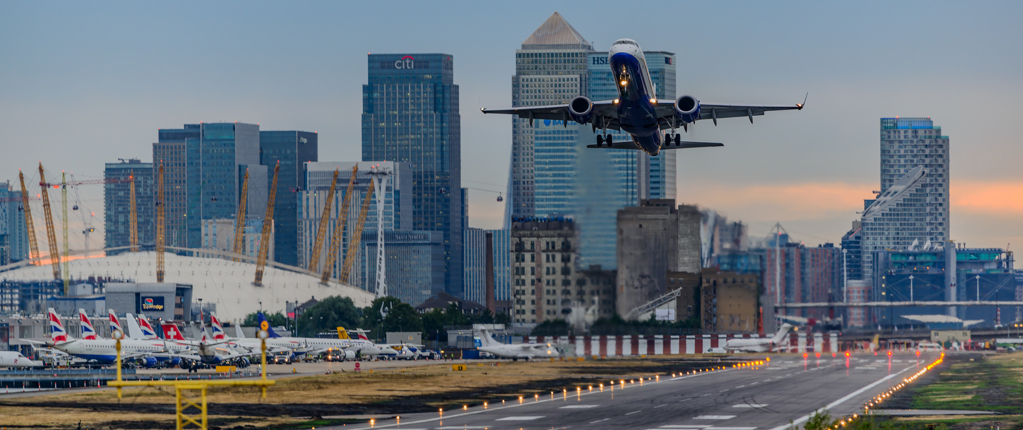 Which London airport should I choose?