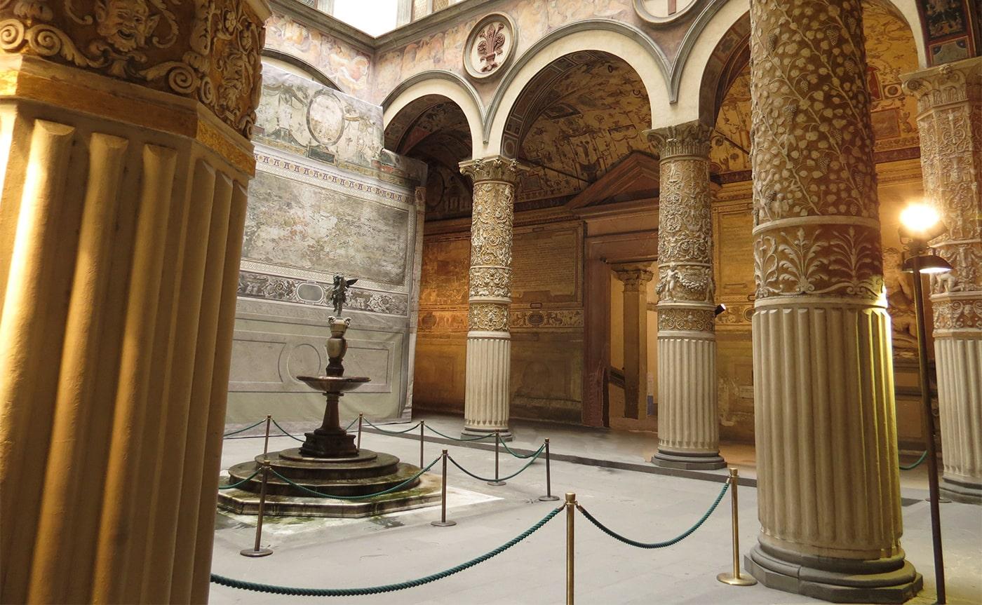 Secret Passages Of Palazzo Vecchio Florence Rome And