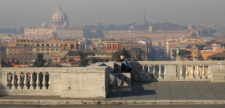 Roman Terraces