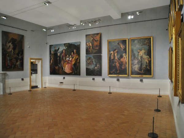 Rome Travel - Art Galleries Tourist Information