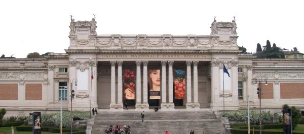Rome Art Galleries Information