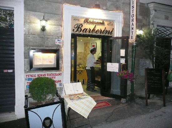 Roma  Ristoranti a Roma  Osteria Barberini  Mangiare a Roma