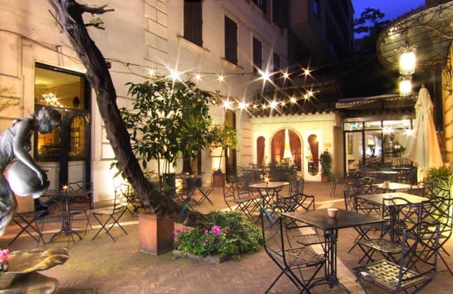 Rome Nightlife Guide Bars for Aperitivo