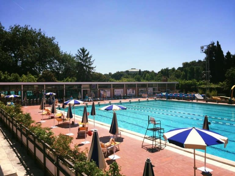 Rome Outdoor Pool Guide  Romeing
