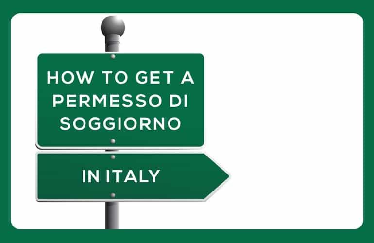 How to get a permesso di soggiorno in Italy  Romeing